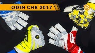 NUEVOS GUANTES SP Fútbol, os presentamos Odin CHR17