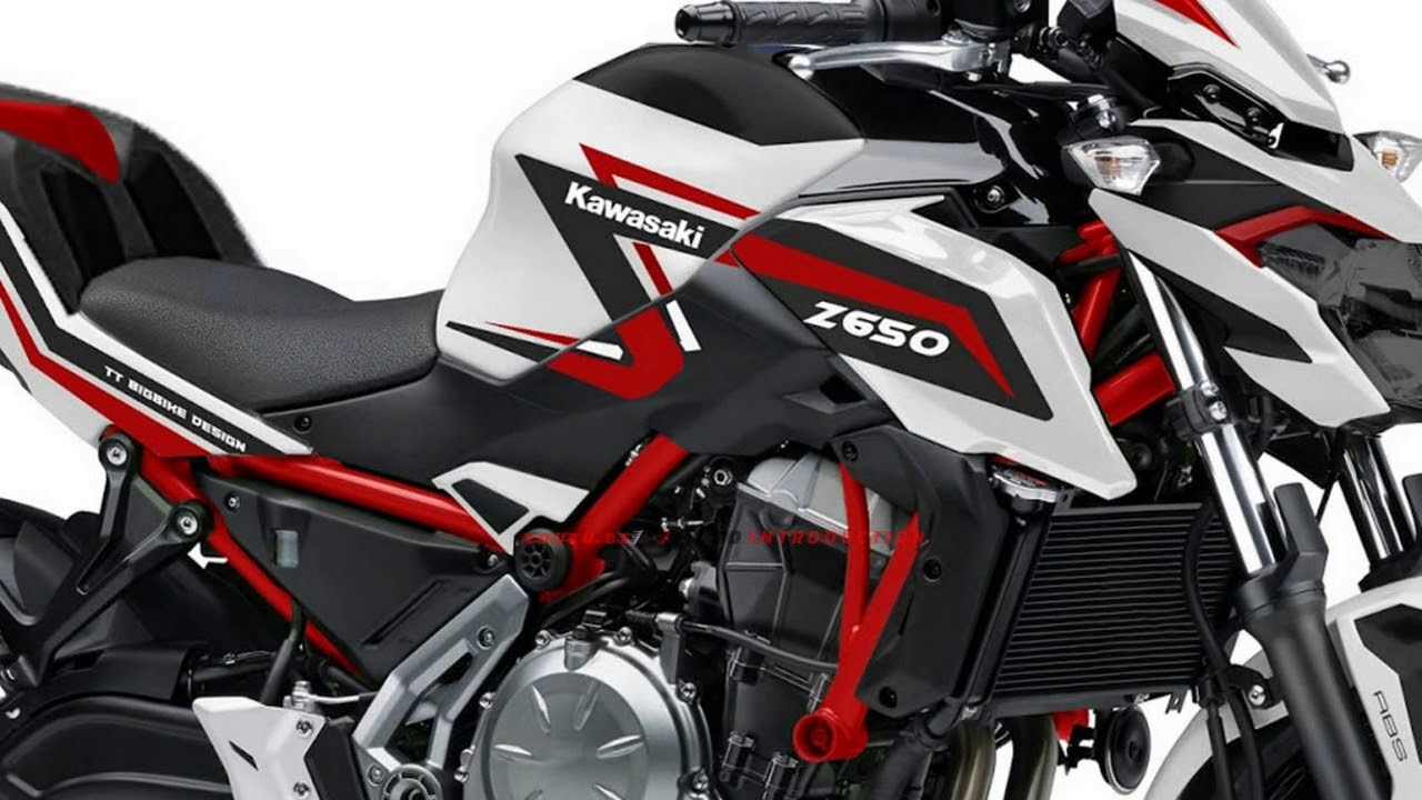 New Kawasaki Z650 Abs