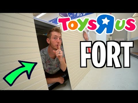 Last Toys R Us Fort EVER!