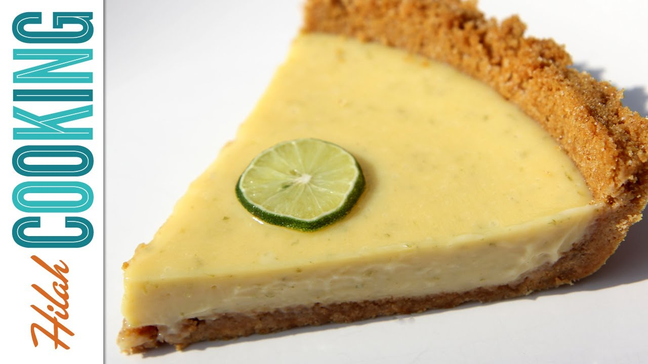 how to make lime pie