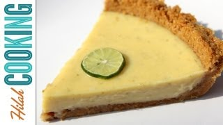 Homemade Key Lime Pie - Traditional Recipe