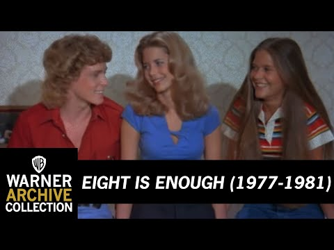 Eight is Enough - The Complete Series - ALL FIVE SEASONS! | Watch Now On Warner Archive!