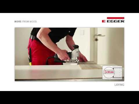 видео: Укладка ламината своими руками на бетонный пол