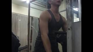 RIZKI nge gym