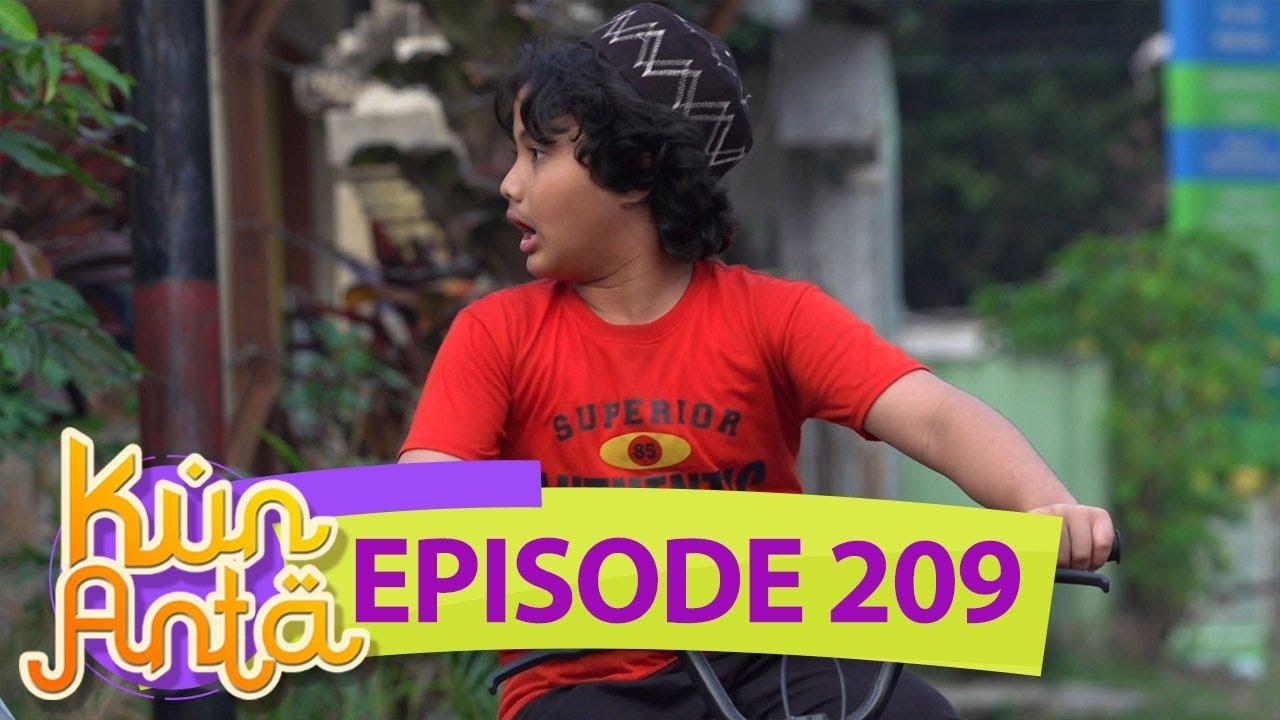 KEREN!! Haikal Mengejar Rantangnya Dengan Sepeda Cepatnya - Kun Anta Eps 209
