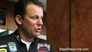 Kevin VanDam Exclusive Interview - Bass Fishing