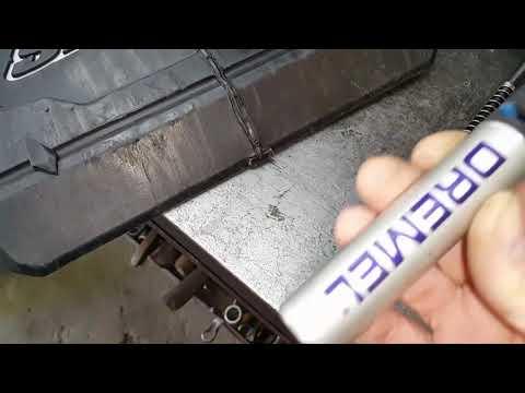TUNDRA EXTRIM 600-ETEC, 14 года выпуска ТО, ремонт и подготовка к сезону