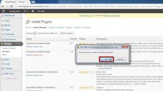 How to Insert Facebook Like Button on Wordpress