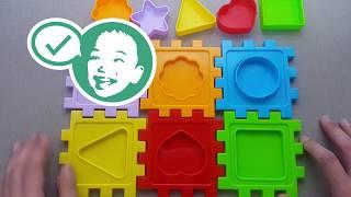 玩具盒學顏色