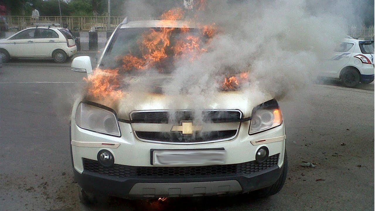 Orlando Car Crash  Road