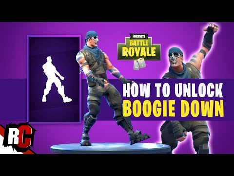 How to Unlock BOOGIE DOWN Dance in Fortnite (Two-Factor Authentication / Claim Free Dance)