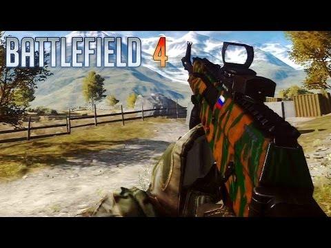 Battlefield 4: RPK-12 STRATEGIC CLAYMORES