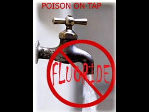 "Flat Earth or Globe, Fluoride is in your tap water and ""FLUORIDE is POISONOUS""!"