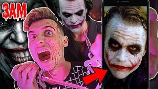 DO NOT CALL JOKER AT 3AM!! **OMG WE PRANKED N&A PRODUCTIONS**