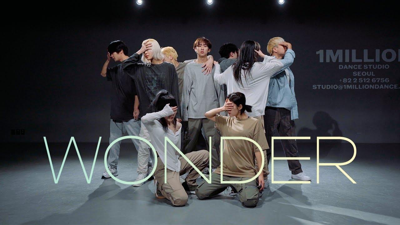 Shawn Mendes - Wonder / Woomin Jang Choreography