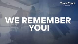 We Remember You at Dusit Thani Abu Dhabi