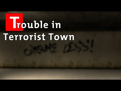 ZUG GESTOPPT! ★ Trouble in Terrorist Town ★ Let's Play Garry