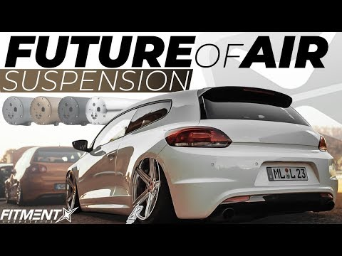 Accuair Has The Key For The Future of Air Suspension | Endo CVT
