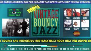 Energetic Upbeat Vintage Jazz