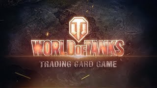 World of Tanks Trading Card Game Collection