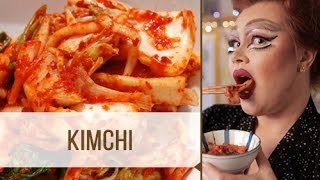 kimchi recipes