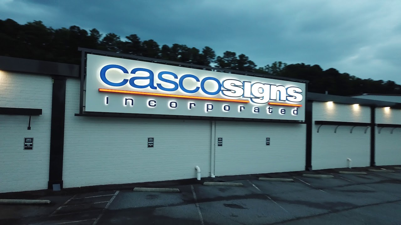Sign Company Charlotte NC | Indoor & Outdoor | Large Format