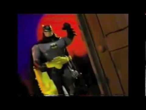 Kenner - Batman Action Figure - Toy TV Commercial - TV Spot - TV Ad
