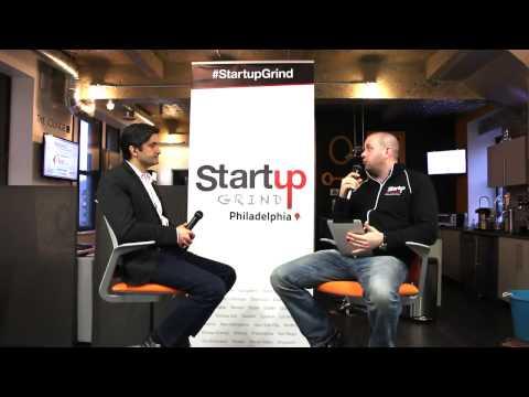 Manu Gambhir (Thrive Gaming) at Startup Grind Philadelphia