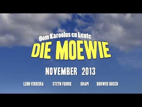 """""""Oom Karoolus en Lente - Die Moewie"""" - Teaser Trailer 1"""
