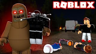 GOING ON A RAMPAGE AS BIGFOOT!! - CRYPTIK ROBLOX