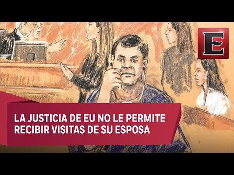 """Lo Que Debes Saber - Juez niega a """"El Chapo"""" petición de abrazar a Emma Coronel"""