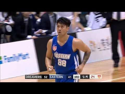 Formosa Dreamers v Hong Kong Eastern | Highlights | 2018-2019 ASEAN Basketball League