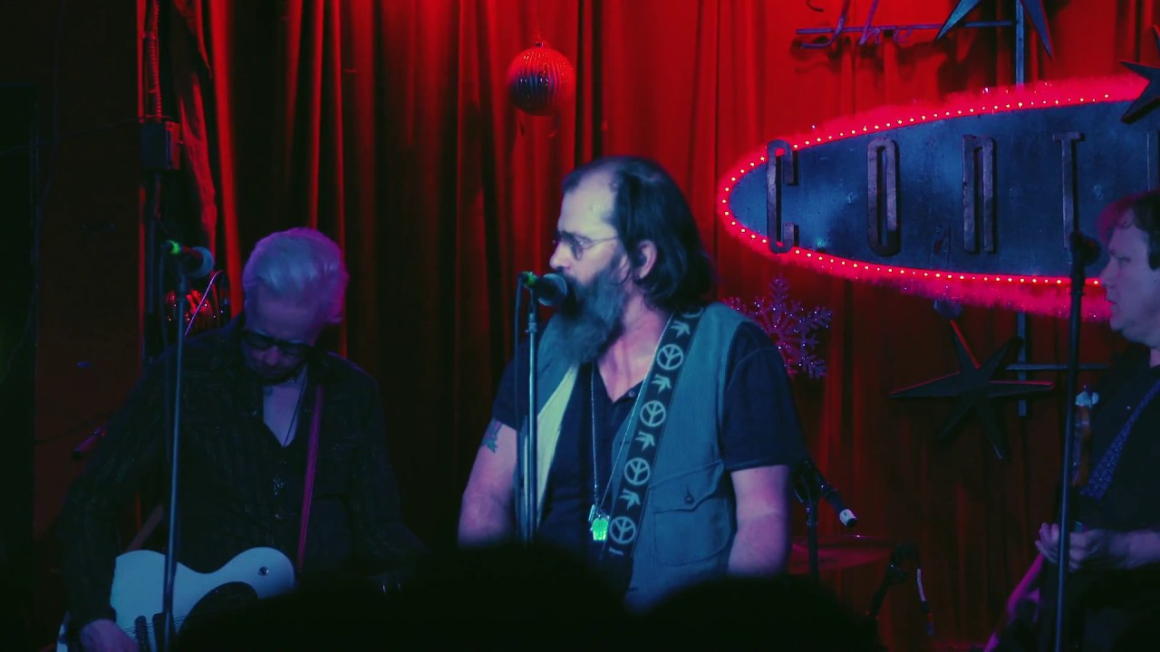 Steve Earle & The Dukes - So You Wannabe An Outlaw [Official ...