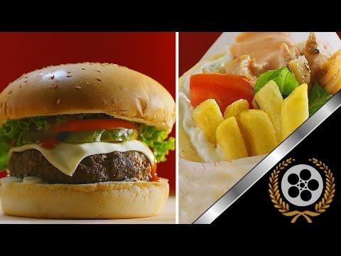 Mr Gyros Commercial // Food Network // 2016 // HD