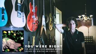 Brendan Benson - Diamond (from new album You Were Right, 2013)