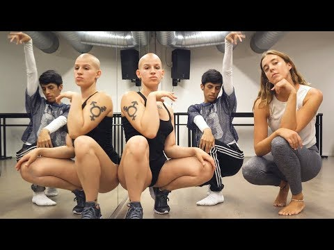 VOGUE DANCING | FEMME CHOREO 🌟 With Freja Lindberg & Adrian Cruz