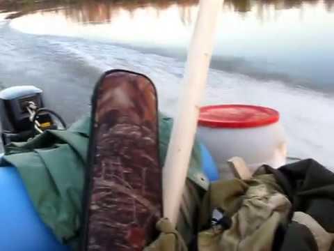 лодка МКМ+ Ниссан марине 18
