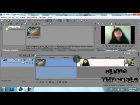 how to cut a video in sony vegas pro 11