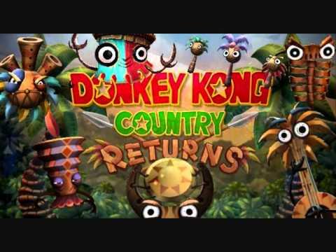 Donkey Kong Country OST - Tiki Tak ...