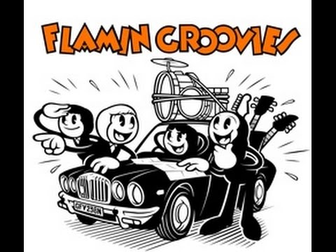 THE FLAMIN GROOVIES ANTHOLOGY (2016)