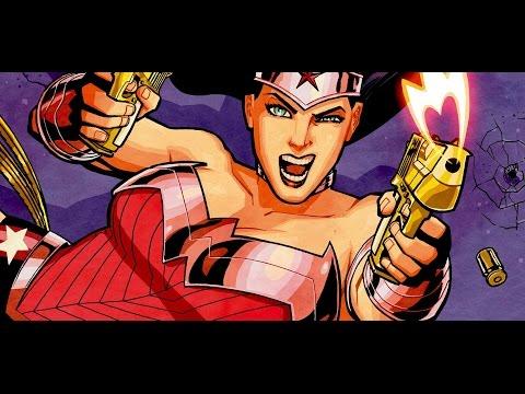 Wonder Woman Tribute [Make a Move]
