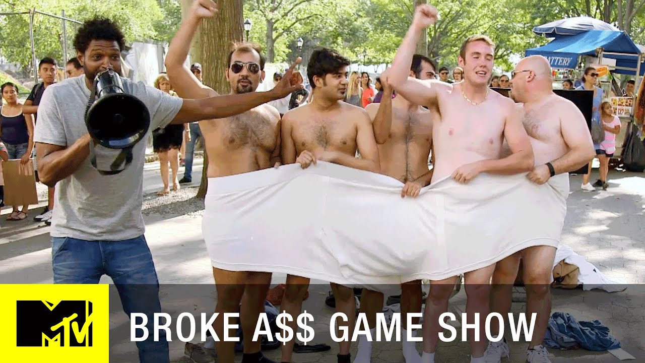 Broke A$$ Game Show (Season 2) | 'Boxers vs. Briefs' Official Clip (Episode 7) | MTV