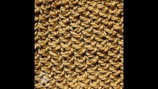 Knit Crossed Stitch Tutorial