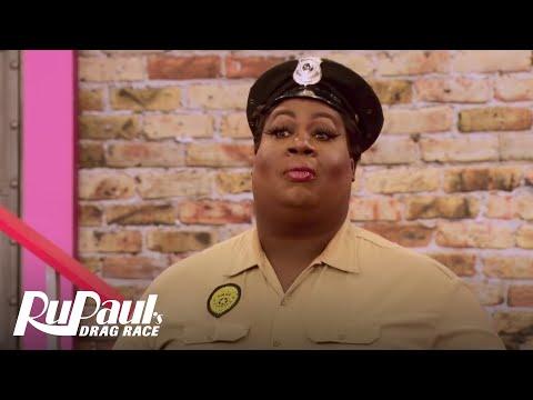 RuPaul's Drag Race | Orange Is The New Drag with Latrice Royale | Season 7