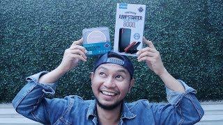 Giveaway Vivan! Review Speaker VSB630 & Powerbank JP08