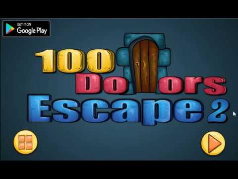 100 Doors Escape 2 Walkthrough | Escape Games Walkthrough | New Escape games