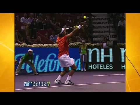 10 years ago... Do you remember this mythical end of Rafa Nadal vs Ivan Ljubičić