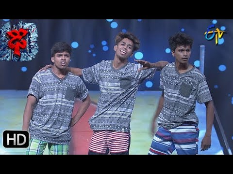 Mukul Performance   Dhee 10    11th July 2018   ETV Telugu