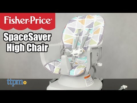 SpaceSaver High Chair From Fisher-Price