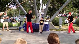 The Red Trouser Show featuring Henry - Iowa State Fair